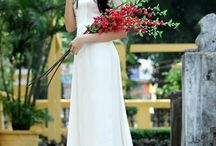 The magical dress - Vietnamese ao dai