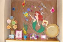 Little Mermaid Birthday