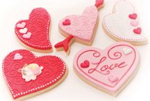 Valentine's Day Cake and Cookie Decorating Ideas