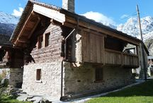 Case in Legno Antico / OLD WOODEN HOUSE CHALET  MOUNTAIN HOUSE #style