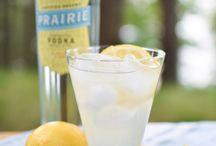Cocktails / Let happy hour begin!
