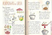 recetas comida