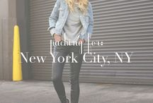 NY trip / Outfits to wear in NY and places to eat for lunch!