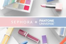 Rose Quartz & Serenity: The 2016 Color of the Year / The colors of innocence. The colors of impressionism. #SephoraPantone