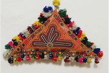 Nomad, tribal, talisman