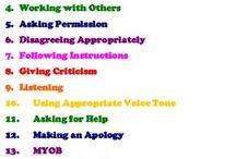 Social & Emotional Literacy