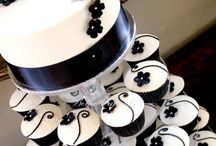 Black and White Formal Birthday
