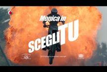 """Monica in """"Scegli Tu"""" / Monica arriva sul grande schermo con i nuovi spot Vodafone """"Scegli Tu"""" / by Vodafone it"""