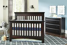 Heritage  / Thoughtfully shaped molding details on the crib create a fresh new look, combining modern lines with traditional forms. A rich Espresso or lightly distressed Slate finish; straight, rectangular feet; and molding on the foot board and headboard reveal the craftsmanship and the artistry of this fine collection. This collection is contemporary and innovative--pushing the baby industry once more to a new level. / by Baby's Dream Furniture