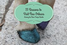 Reasons to Visit New Orleans