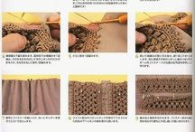 CROCHET & FABRIC  / by E N