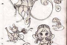 손그림[Hand drawing]