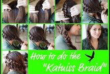 Braids for days / Hair!! / by Gretchen Atkinson