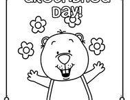 Groundhog Day Theme