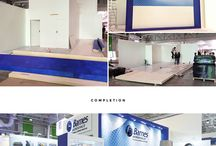 RTH exhibition design at Paris airshow 2015 / Some of RTH's work at Paris Air Show where we delivered over 3,700 sqm of chalets, pavilions and stands for a range of industry leading clients including Rolls-Royce, Engine Alliance and United Technologies Corporation. #exhibitiondesign