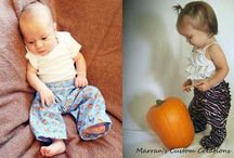Infant Sewing Patterns / Sewing patterns for infants from Snuggle My Baby Patterns
