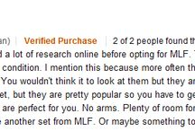 Customer Reviews / We are collecting our customer reviews and hope can give you a great idea about how wonderful MLF is!  www.usmlf.com