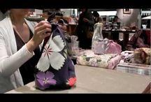 Furoshiki Bags / by M V
