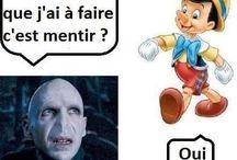 Humour d'isney