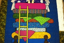 princess and pea quilt / by Ell Henry