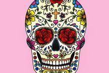 LA MUERTE / ARTE CON CALAVERAS, SIMPLEMENTE GENIAL!!