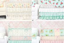Vintage Nursery Ideas / Looking for that vintage feel? Find your inspiration here with Caden Lane vintage inspired crib bedding and our favorite vintage nursery decor!