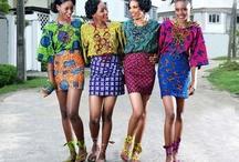 Capulana / African design
