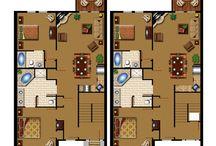 Floor plans / ideas