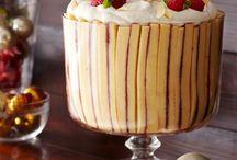 taarten en toetjes