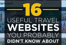 Travel websites, apps, and tips