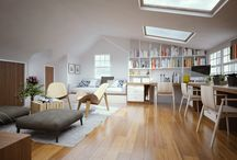 Attic Spaces / Attic Remodeling Projects executed through Design Contests on Arcbazar