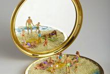 Miniature Sculptures!!.....