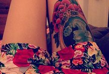 tattoos and piercing