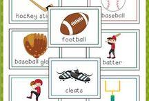 Preschool/Sports,Spirit