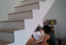 Treppen / Verschieden belegt....