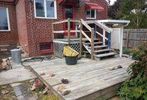 Harrisburg Project / Deck rebuild in Harrisburg