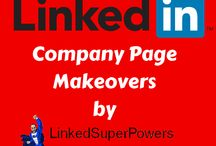 About us / LinkedSuperPowers www.LinkedSuperPowers.com