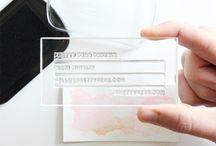Sticker visitenkarten
