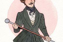 19 century clothes ref