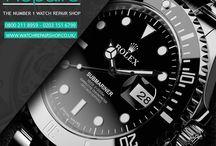 Rolex Watch Repair service