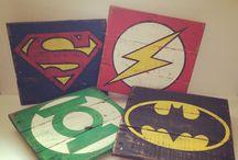 Pallet Superhero
