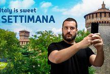 I dolci quiz di My Italy is sweet / Quiz, turismo, Italia, romanticismo