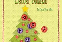 Kindergarten - December