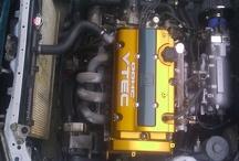 motor honda eg6