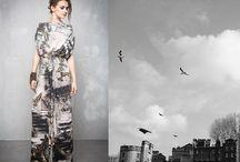 ГА_019_1 Платье Романика двойное с бежевой сеткой