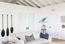H O M E | between dreams / From ceiling to floor coverings and everything in between, our home style has a boho, casual, minimalist style that is easily adaptable to large extravagant, family homes to small on a budget studio apartments