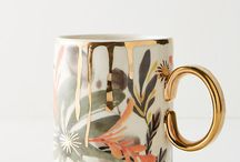 Cups and plates _ home accessories