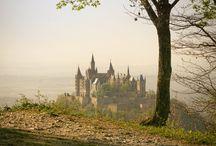 a r c h i t e c t u r e; castles & palaces