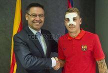 Lucas Digne / by FC Barcelona