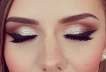 eye liner make up..